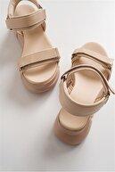 luvishoes Kadın Nude Sandalet