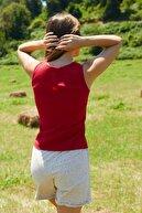 Roop Fabric Askılı Atlet Kırmızı