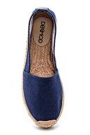 Derimod Kadın Deri Espadril Ayakkabı