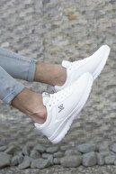 Riccon Unisex Beyaz Sneaker 0012065