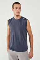 HUMMEL Tım Tank Top Erkek Atlet Blue Nıghts 911261-7429