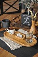 Bambum Latte - Mini Dikdörtgen Tepsi B2443