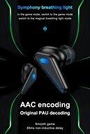Favors Işıklı Oyuncu Kulaklığı Mikrofonlu Kablosuz Bluetooth V5.0