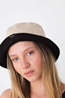 Addax Çift Taraflı Bucket Şapka Şpk1053 - D2