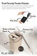 PD-HOME Magic Flat (Tablet) Mop Set 4 Microfiber Bez