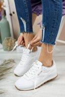 Riccon Beyaz Beyaz Unisex Sneaker 0012853