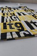 Çiggo Kids Nw Desenlı Askılı Penye Takım