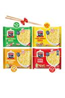 OBAmie Oba Mie Karma Çeşnili Noodle 40'lı