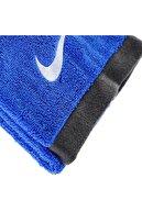 Nike Fundamental Towel Unisex Mavi Antrenman Havlusu N.et.17.452.lg