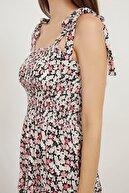 Arma Life Kadın Üstü Gipeli Bağlamalı Askılı Elbise