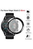 Techmaster Honor Magic Watch 2 46mm 3d Cam Full Ekran Koruyucu