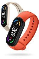 Xiaomi Mi Band 6 Akıllı Bileklik Saat Türkiye Garantili