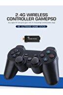 Atari Retro Atari Kablosuz Oyun Konsolu Hd 3000+ Oyun
