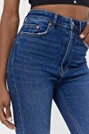 Stradivarius Süper Yüksek Bel Vintage Jean