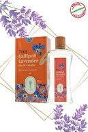 Dr. Lavender 80 Derece Troy Lavanta Kolonyası 260 ml Cam Şişe + Çanta Boy 100 ml Sprey Lavanta Kolon