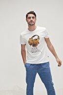 Bad Bear Erkek Baskılı T Shirt 20.01.07.030