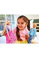 Barbie ® Prenses Macerası™ Prenses Tarzı Bebeği (30 cm boyunda), Yavru köpeği ile 3-7 yaş için GML76