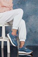 Dark Seer Mavi Kadın Sneaker