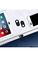 Webcam Cover Laptop Notebook Kamera Kapatıcı Ve Telefon Kamera Kapatıcı X 3'lü Set