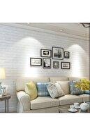 Renkli Duvarlar Kendinden Yapışkanlı Duvar Paneli Kağıdı