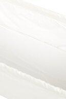 Svava Metal Stantlı İnci Hamak Beşik (Boyasız Organik Ham Kumaş)