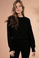 Pattaya Kadın Beli Lastikli Bluz 24520