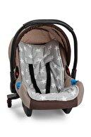 Moje Bebek Arabası Ve Taşıma Koltuğu Minderi Mj231