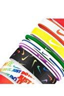 Nike Mixed Hairbands 9 Pk Unisex Saç Bandı N.000.3537.950.os-çok Renkli