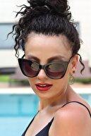 By Harmony Kadın Güneş Gözlüğü BH GB667 Siyah
