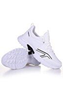 Freemax Beyaz Unisex Ortopedik Spor Sneaker Ayakkabı
