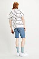 Levi's Ss Sunset Pocket Tee '20 Saturday Stripe Çok Renkli Erkek Tişört
