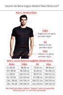 Lescon Erkek Siyah T-shirt 20b-1007