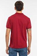 Slazenger Bambi Erkek T-shirt Bordo