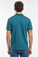 Slazenger Bambi Erkek T-shirt Petrol