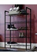 morpanda 5 Raflı Ayakkabılık Metal Ayakkabılık Düzenleyici Çok Amaçlı Dolap