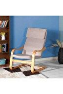 Adore Mobilya Easy Relax TV ve Dinlenme Koltuğu - Kahve