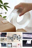SSMobil Çift Taraflı Bant-nano Teknolojili-süper Güçlü Bant-yapıştırıcı 10mm Ss-tbnt1