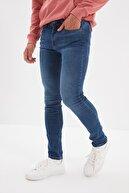TRENDYOL MAN Mavi Erkek Skinny Fit Jeans TMNSS21JE0213