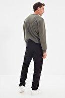 TRENDYOL MAN Siyah Erkek Essential Fit Jeans TMNSS21JE0058