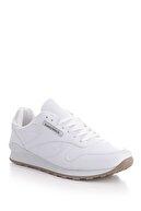 Tonny Black Unısex Spor Ayakkabı Beyaz Cilt V2106 -> 42 -> Beyaz