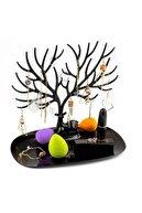 Mbois Siyah Geyik Tasarımlı Takı Mücevher Standı