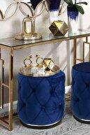 Zem Lunge Chester Blue - Gold Puf