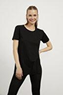 Arma Life Kadın Siyah T-Shirt