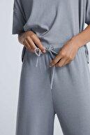 Oysho Comfort Rib Culotte Pantolon