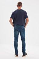 TRENDYOL MAN Lacivert Erkek Slim Fit Jeans TMNSS20JE0313