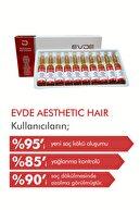 Evde Aesthetic Multi Vitamin Hair Cocktail Saç Bölgesi Serum 5 ml X 10 Ampul 8681677004991