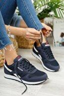 Riccon Lacivert Beyaz Unisex Sneaker 0012853