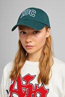 Bershka Renkli Retro Şapka