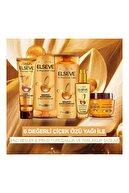 Elseve 2'li Mucizevi Yağ Saç Güzelleştirici Krem 150 Ml-kuru Ve Sert Saçlar