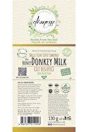 dionesse El Yapımı Doğal Kabak Lifli Ballı Eşek Sütü 130 gr